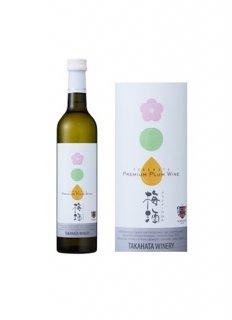 高畠 梅酒 ブランデー仕込み<br>ALC17% 500ml
