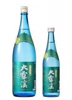 大雪渓 夏の純米吟醸<br>720ml / 1800ml