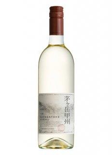 グレイスワイン 茅ヶ岳甲州<br>