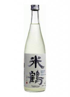 【冷】米鶴 純米生酒 発泡にごり<br>720ml