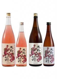 米鶴 ピンクのかっぱ純米酒<br>720ml