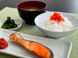 紅鮭&明太子セット