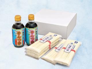 DS上級めんつゆ食べ比べ