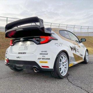 ウヱルパイン WRCリヤウイング(FRP)