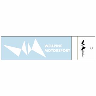 WPMSステッカー 白 20cm