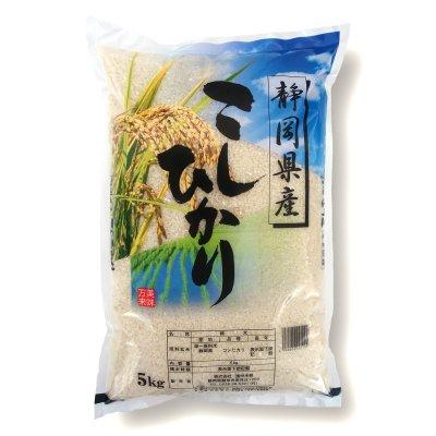 静岡コシヒカリ 10kg(5kg × 2本)令和2年産