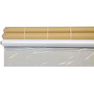 PEシート紙管巻き  0.04×1000(2000)×100m 片開き