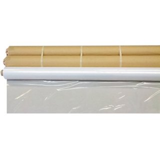 PEシート紙管巻き  0.04×1800(3600)×100m 片開き
