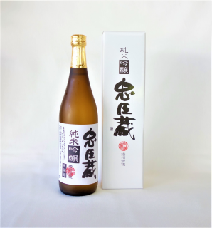 忠臣蔵 純米吟醸 (1800ml) 奥藤商事