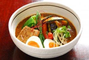 豚の角煮スープカレー(数量限定商品)