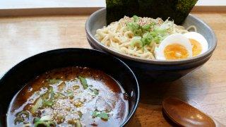 スープカレーつけ麺(小盛り麺150g)