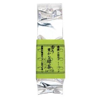 香り豊かな緑茶TB 3g×50