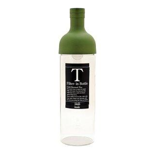 フィルターインボトル750ml 緑