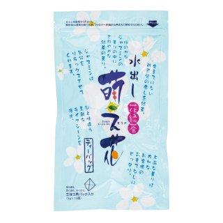 水出しジャスミン緑茶「萌え花」 5g×15