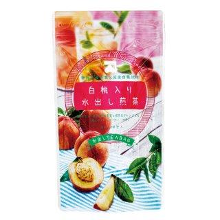 白桃入り 水出し煎茶 3g×20