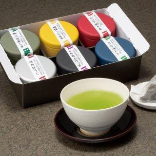 静岡プレミアムティーセレクション 6缶