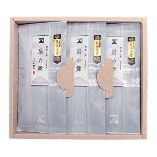 煎茶扇の舞 100g平袋3本化粧箱入