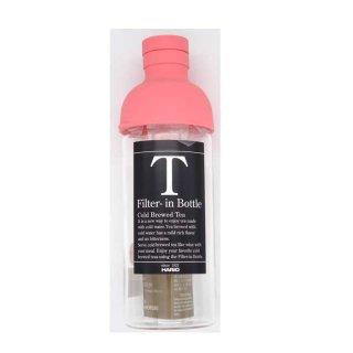 フィルターインボトル300ml ピンク