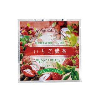 いちご緑茶TB 3g一煎パック