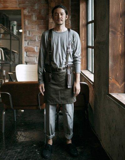 Gray Check Chef Pants #AP1301