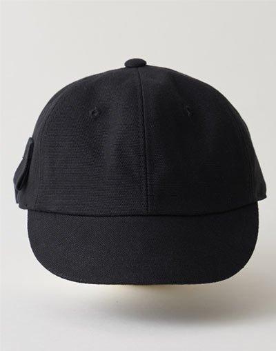 Oxford pencil holder cotton ball cap # AH1995 Black