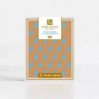 ソルティキャラメル 41% ミルク 75gの商品画像