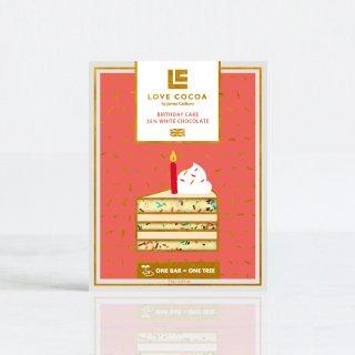 バースデーケーキ 35%ホワイト 75gの商品画像