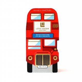 ロンドンバス ミニタブレットボックス ハニーコームの商品画像