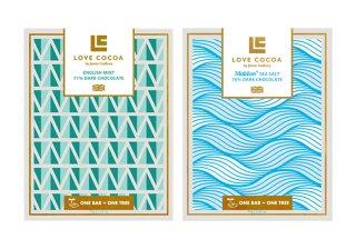 ≪LOVE COCOA(ラブココア)≫ブリテンズ ダークチョコレートの商品画像
