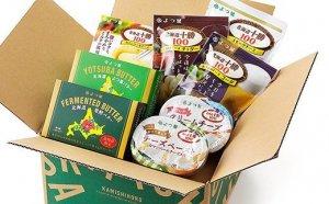 北海道よつ葉 バターとチーズの詰め合わせ