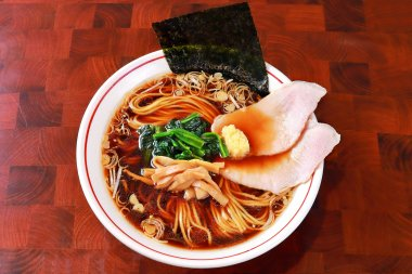生姜醤油ラーメン(5食セット)の商品画像