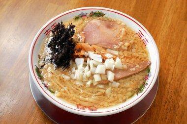 背脂煮干中華そば(5食セット)の商品画像
