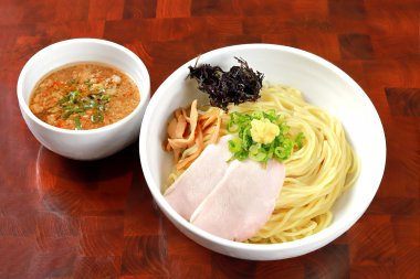 背脂生姜醤油つけ麺(3食セット)の商品画像