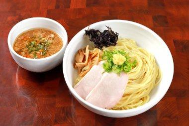 背脂生姜醤油つけ麺(5食セット)の商品画像
