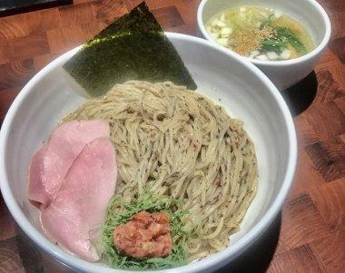 【限定50食!!】2食セット ぴったりサイズのしそ昆布和え梅生姜つけ麺(2食セット)の商品画像