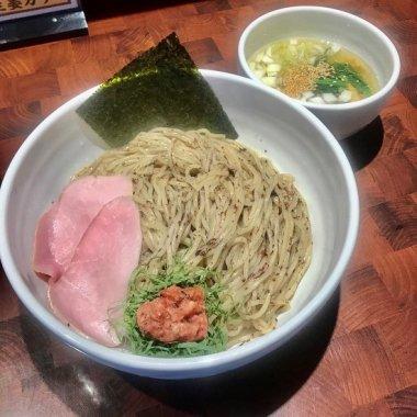 【限定50食!!】しそ昆布和え梅生姜つけ麺(3食セット)の商品画像