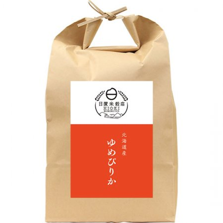 北海道産ゆめぴりか 10kg