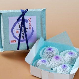伊賀旬彩菓 巨峰餅 5個入