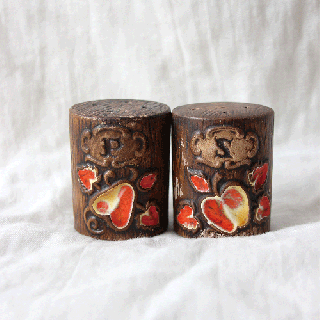 vintage treasure craft社 salt&pepper/ビンテージソルト&ペッパー(052)