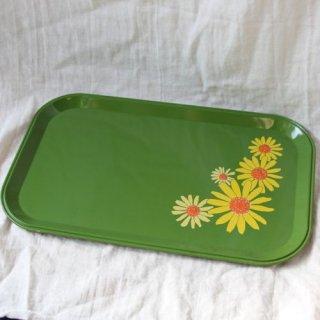 vintage 70's flower tray/ビンテージトレー(001)