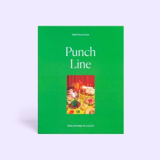 PIECE WORK PUZZLES/Punch Line/1000piece(I)