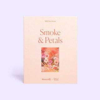 PIECE WORK PUZZLES/Smoke & Petals/1000piece(B)