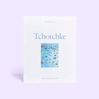 PIECE WORK PUZZLES/Tchotchke/1000piece(C)
