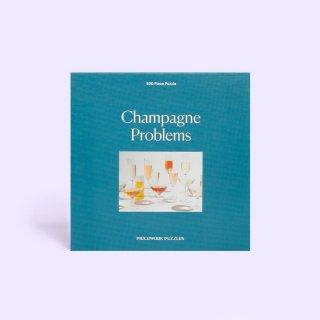 PIECE WORK PUZZLES/Champagne Problems/500 Piece(E)