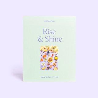 PIECE WORK PUZZLES/Rise & Shine/1000piece(D)