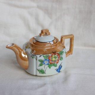 vintage 50's tea pot(mini)/ビンテージ made in japan ミニ ティーポット(723)