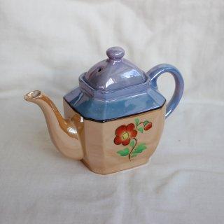vintage 50's tea pot(mini)/ビンテージ made in japan ミニ ティーポット(724)