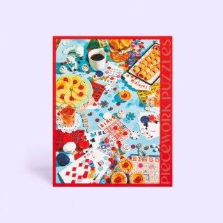 PIECE WORK PUZZLES/Winner Winner/1000piece(L)