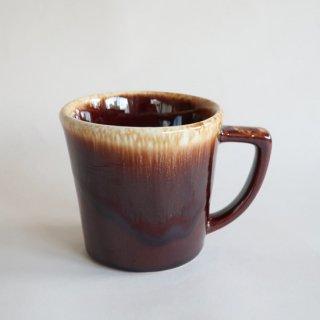 Vintage Macoy coffee mug/ビンテージ Macoy社製 陶器 コーヒーマグB(788)