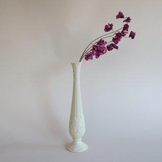 Vintage lenox flower vase/ビンテージ Lenox社製 陶器 フラワーベース/花器/花瓶(809)